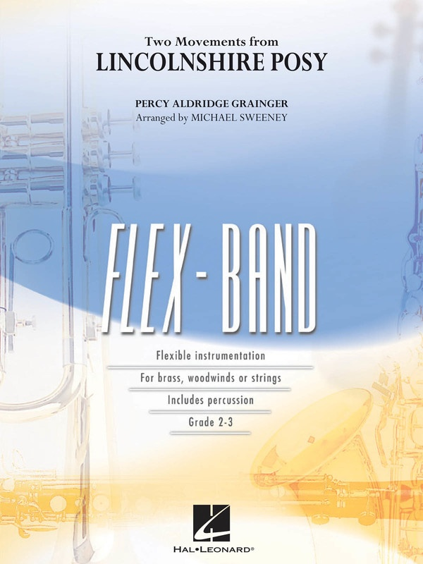 2 MOVEMENTS FROM LINCOLNSHIRE POSY FLEXBAND SC/PTS