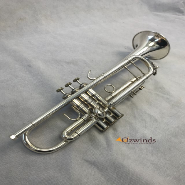 Bach Stradivarius 43 Trumpet with Sterling Silver Bell (USED) #490277