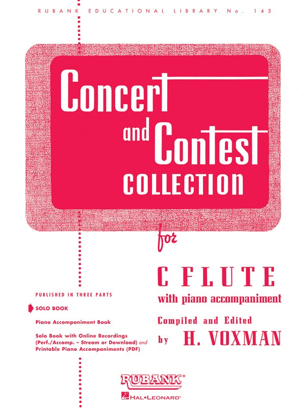 CONCERT AND CONTEST FLUTE PART