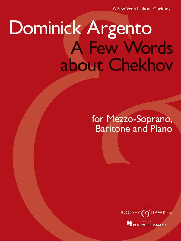 A FEW WORDS ABOUT CHEKHOV MEZZ SOP