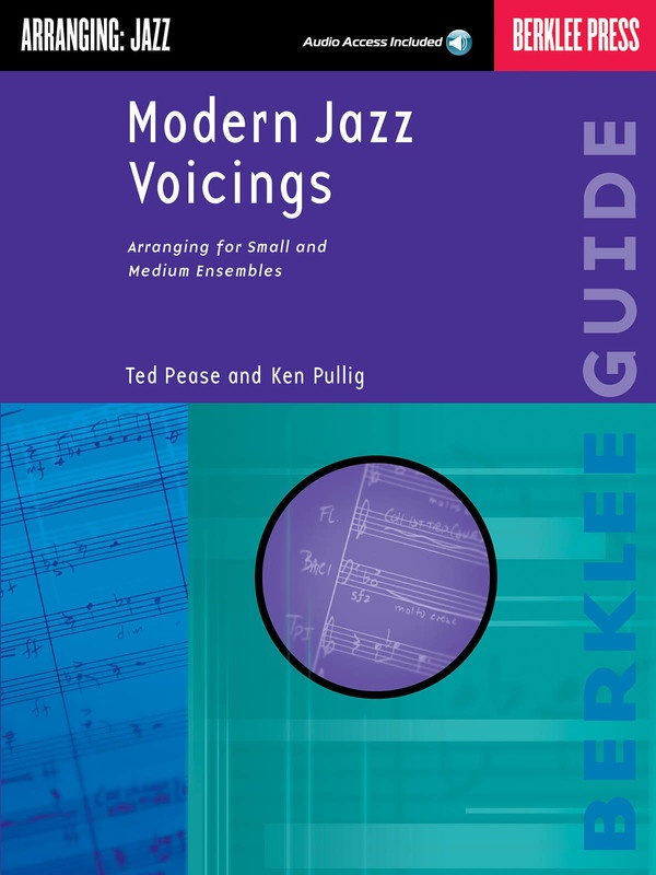 MODERN JAZZ VOICINGS BK/CD