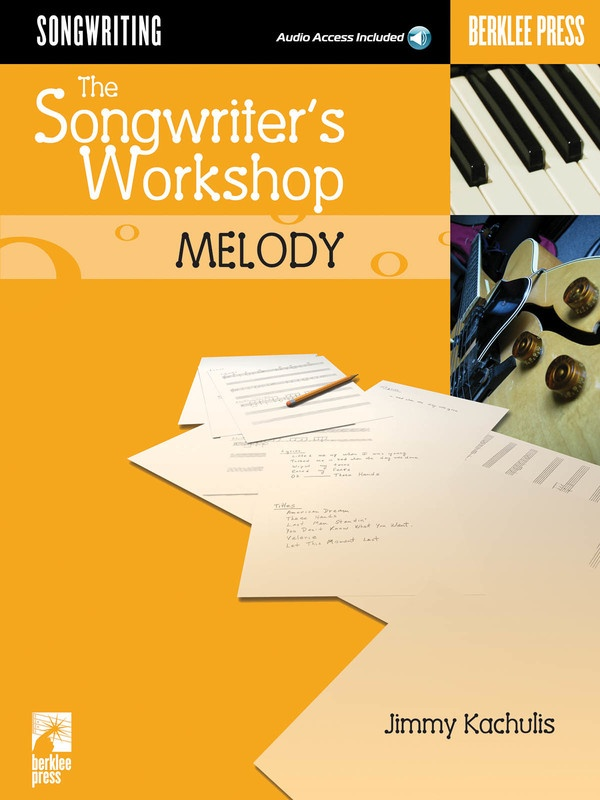 SONGWRITERS WORKSHOP MELODY BK/CD