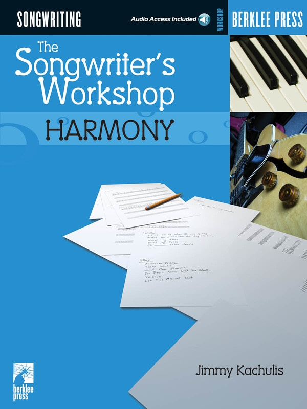SONGWRITERS WORKSHOP HARMONY BK/CD