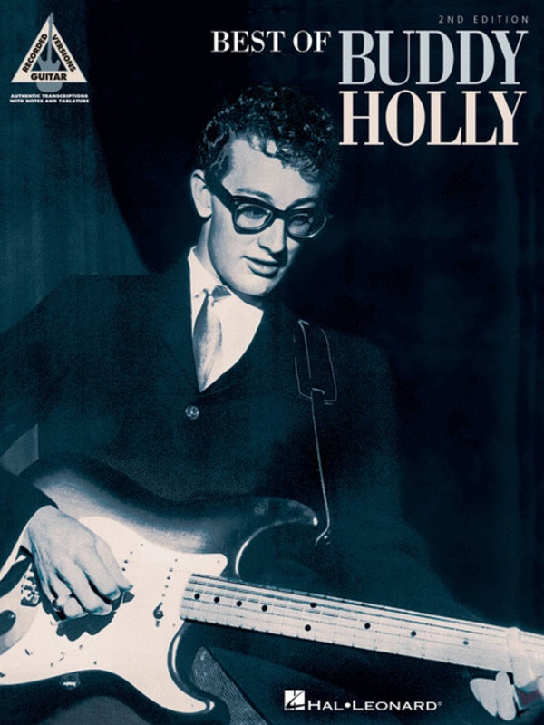 BEST OF BUDDY HOLLY GUITAR RV
