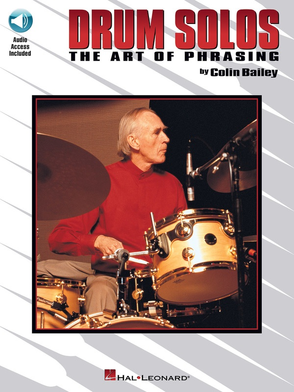 DRUM SOLOS THE ART OF PHRASING BK/CD