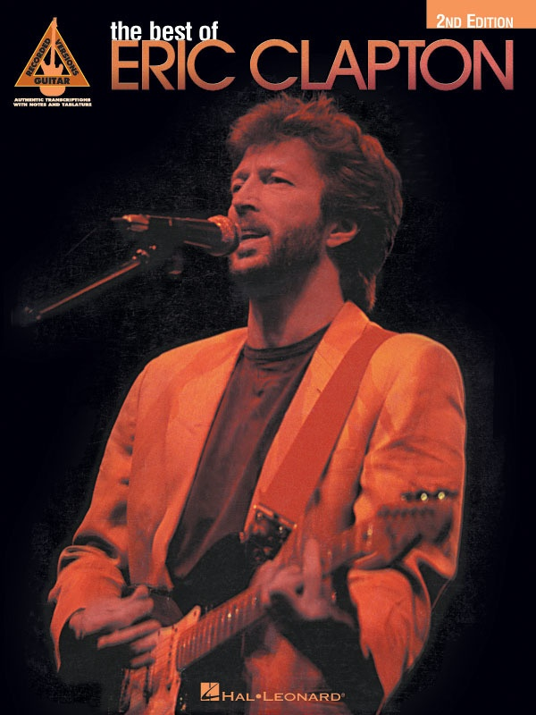 CLAPTON E. BEST OF GUITAR TAB