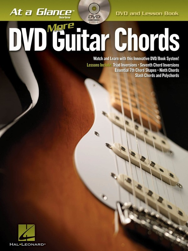At A Glance More Guitar Chords Bkdvd