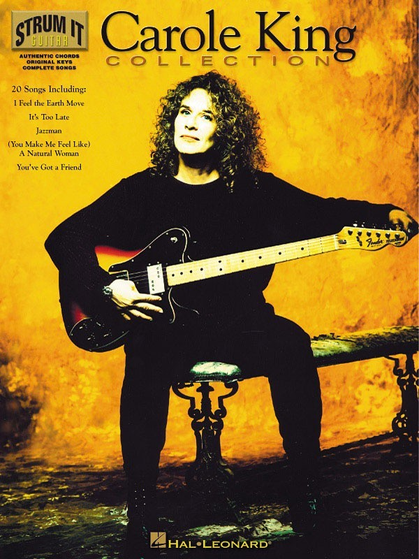 CAROLE KING COLLECTION STRUM IT GUITAR