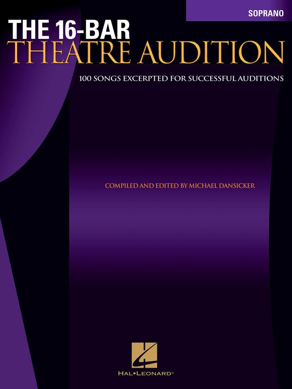 16 BAR THEATRE AUDITION SOPRANO