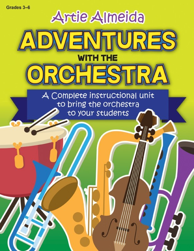 Adventures With The Orchestra Bk/cd-rom
