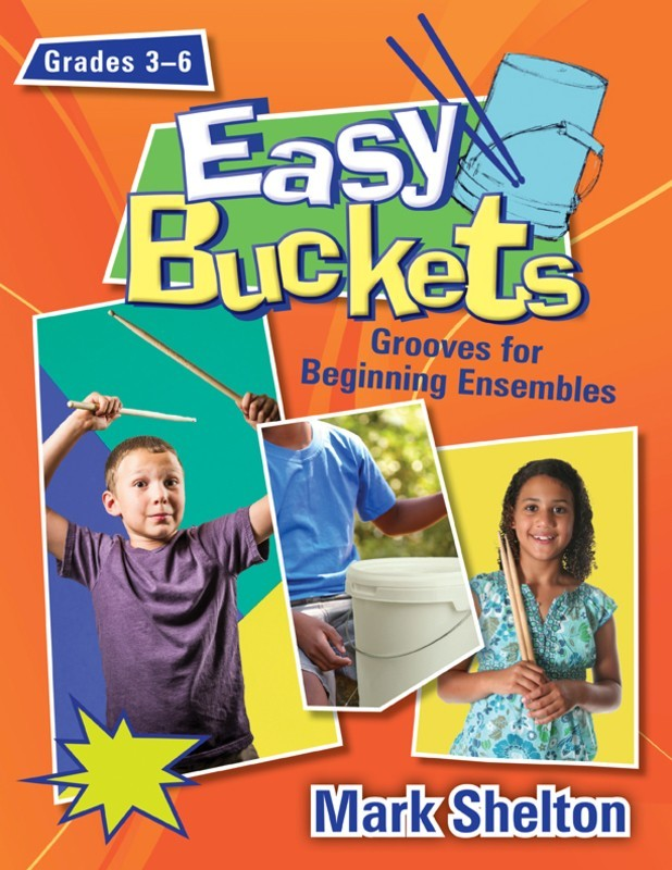 EASY BUCKETS GR 3-6 BK/CD-ROM