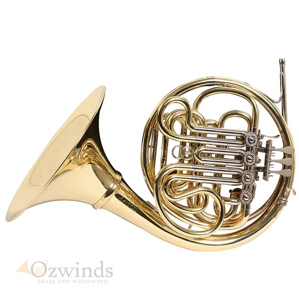 Hans Hoyer 801-A Geyer Series Double Horn (Detachable Bell)