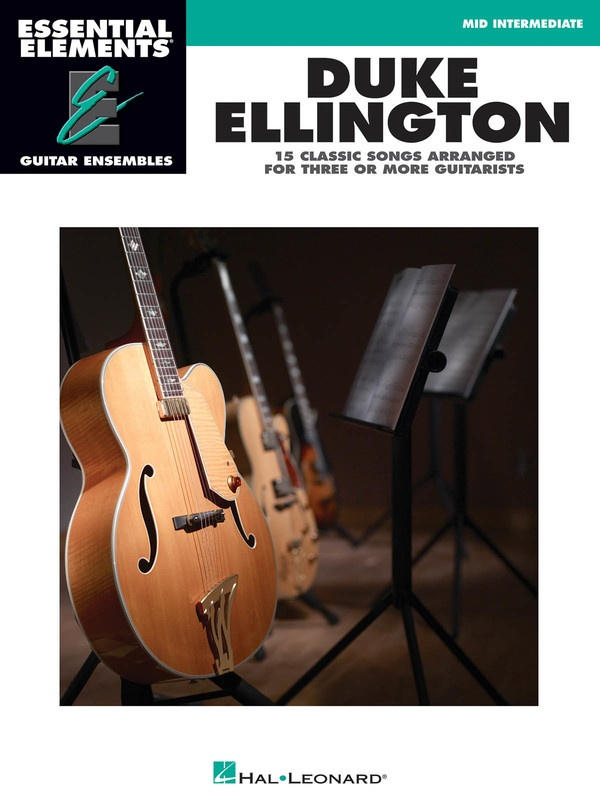 DUKE ELLINGTON GUITAR ENSEMBLE MID INTER EE