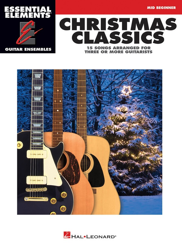 CHRISTMAS CLASSICS GUITAR ENSEMBLE EE