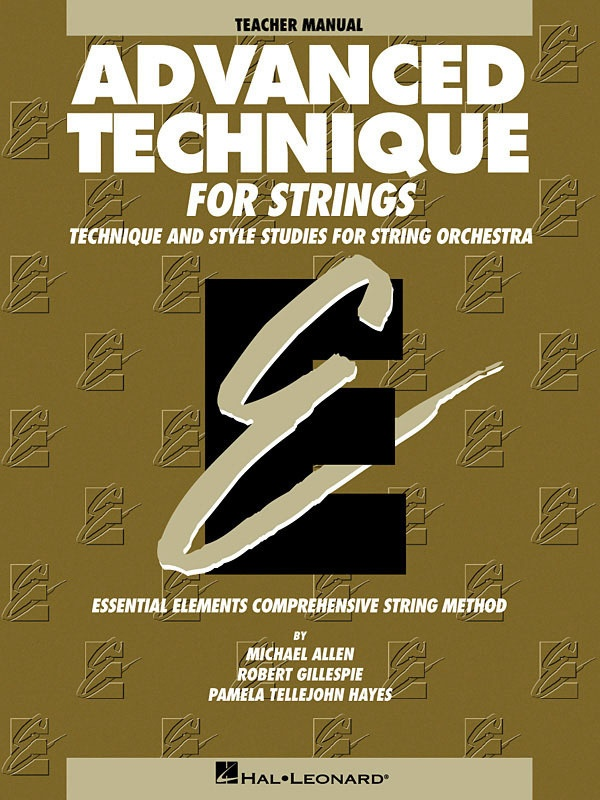 ADVANCED TECHNIQUE FOR STRINGS EE COND