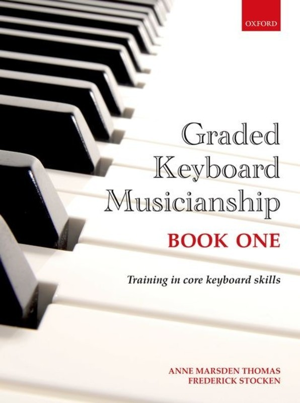 GRADED KEYBOARD MUSICIANSHIP BK 1