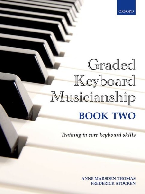 GRADED KEYBOARD MUSICIANSHIP BK 2
