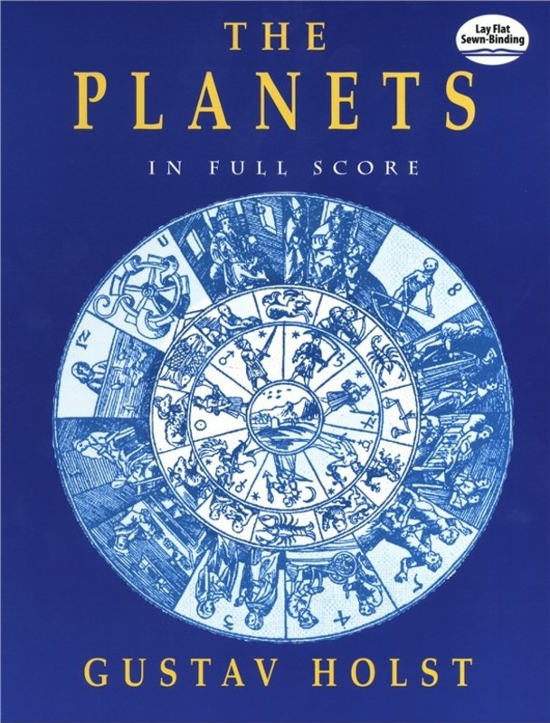 HOLST PLANETS FULL SCORE