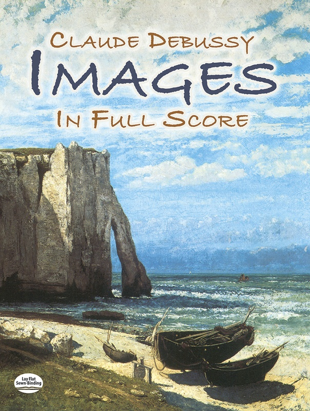 DEBUSSY IMAGES FULL SCORE