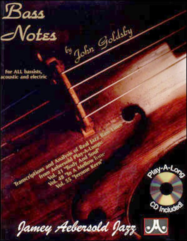 BASS NOTES BK/CD