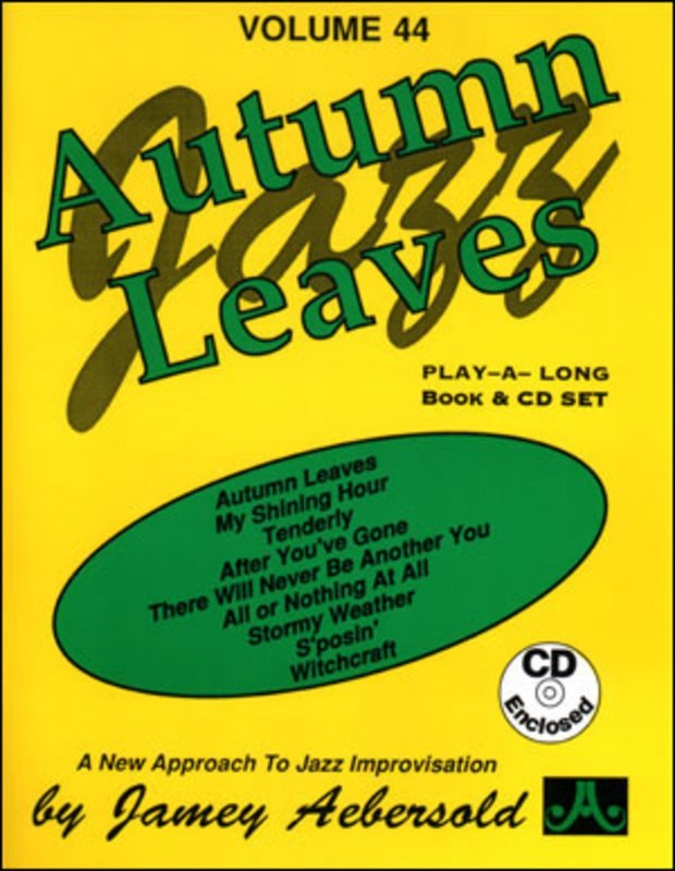 AUTUMN LEAVES BK/CD NO 44