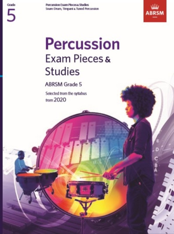 ABRSM PERCUSSION EXAM PIECES & STUDIES GR 5