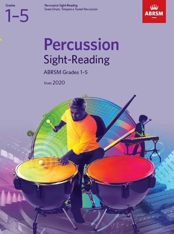ABRSM PERCUSSION SIGHT READING GR 1-5