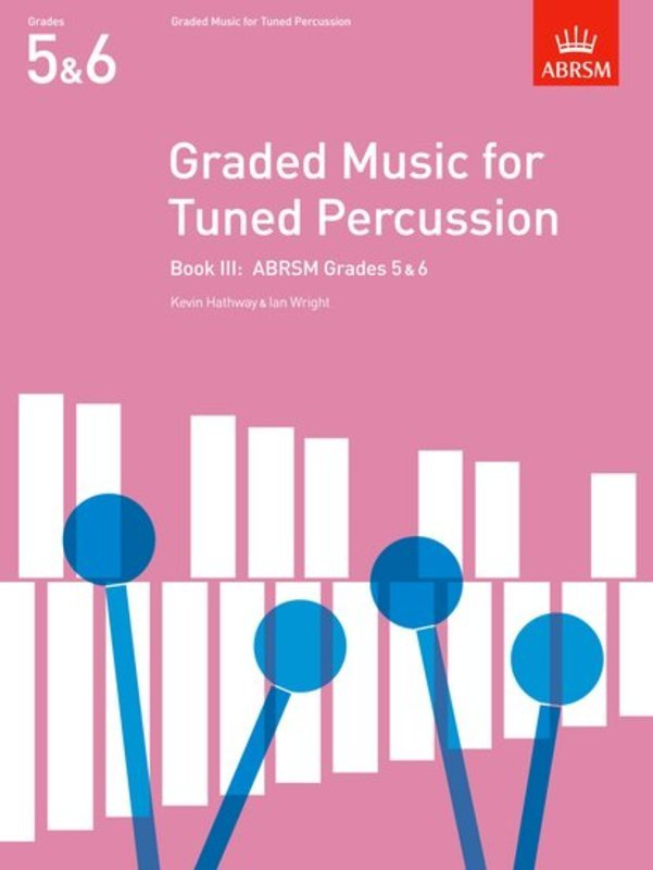 A B GRADED MUSIC TUNED PERC BK 3 GR 5-6