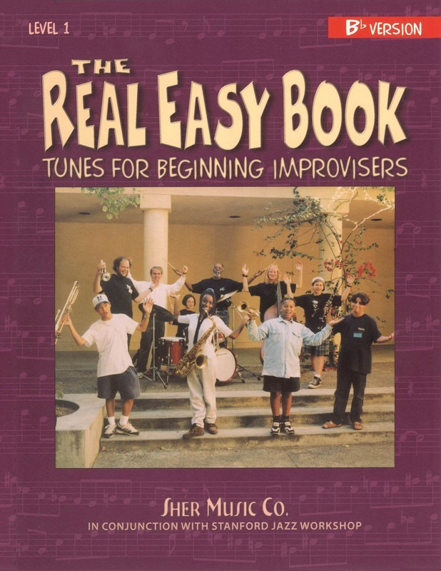 REAL EASY BOOK VOL 1 B FLAT 3-HORN EDITION
