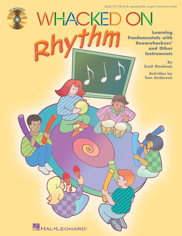WHACKED ON RHYTHM BK/CD