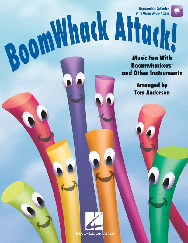 BOOMWHACK ATTACK BK/CD