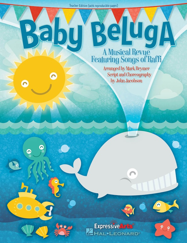 BABY BELUGA TEACHER EDITION