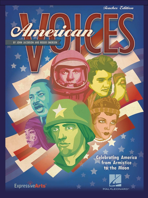 AMERICAN VOICES PREVIEW PAK