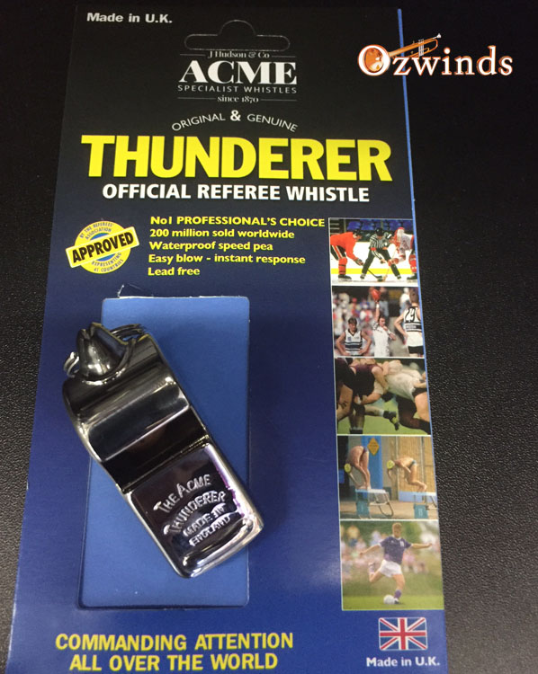 ACME Thunderer Whistle No 58