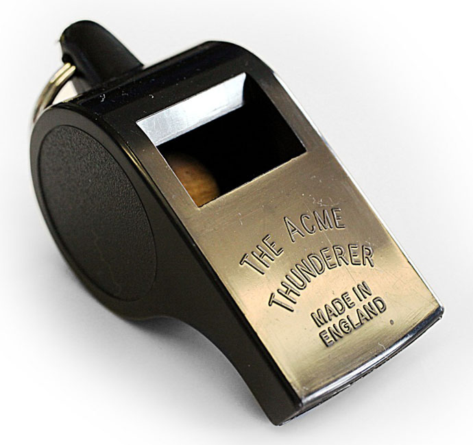 ACME Thunderer Whistle no 558