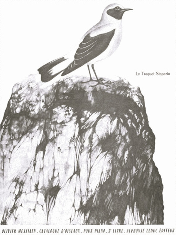 CATALOGUE D'OISEAUX VOLUME 2 SOLO PIANO