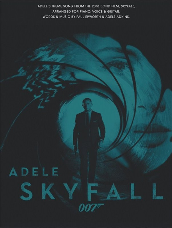 ADELE SKYFALL JAMES BOND 007 VCE/PF