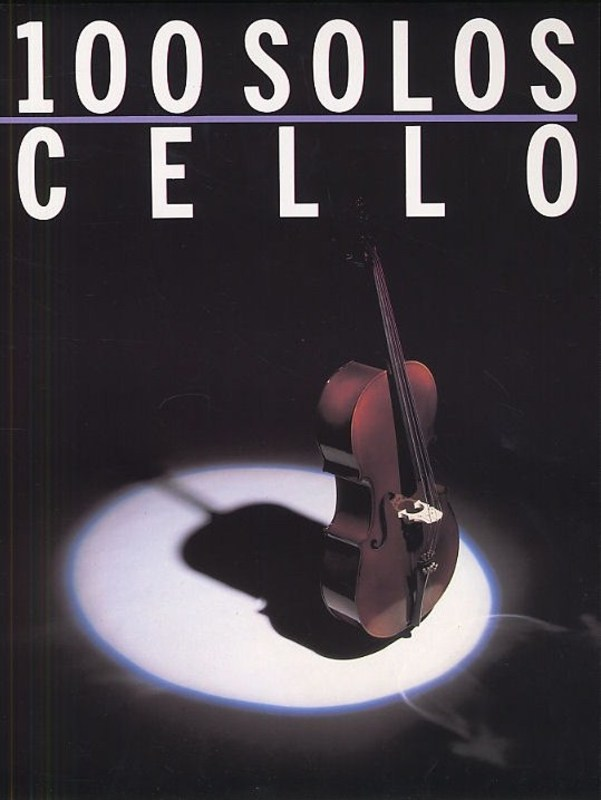 100 SOLOS FOR CELLO