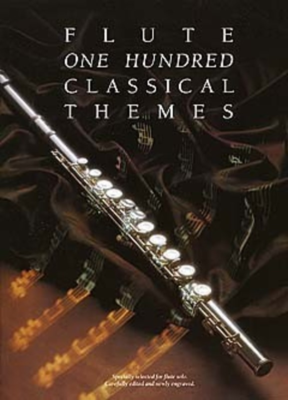 100 Classical Themes For Flute