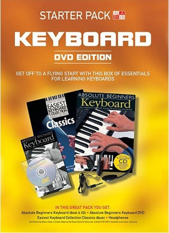 STARTER PACK DVD EDITION - KEYBOARD