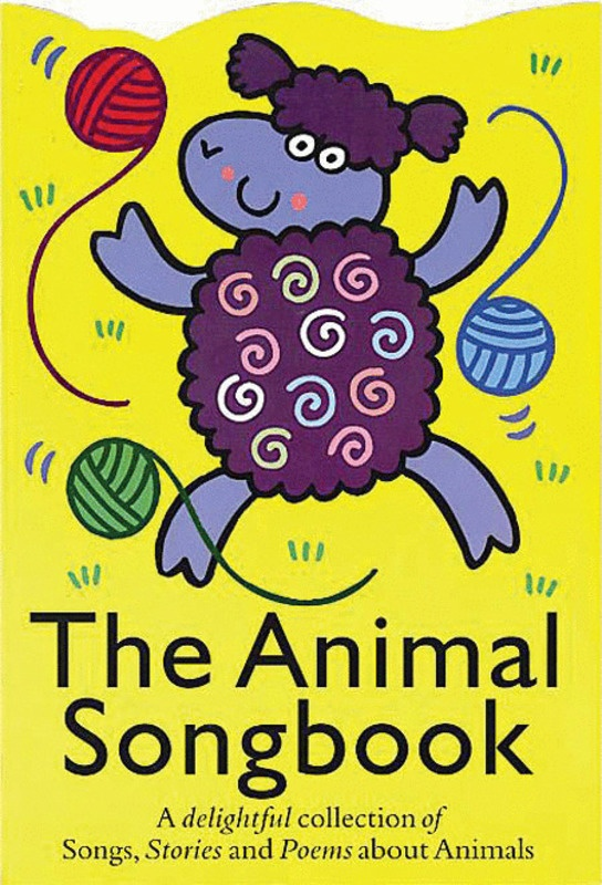 ANIMAL SONGBOOK PIANO/VCE