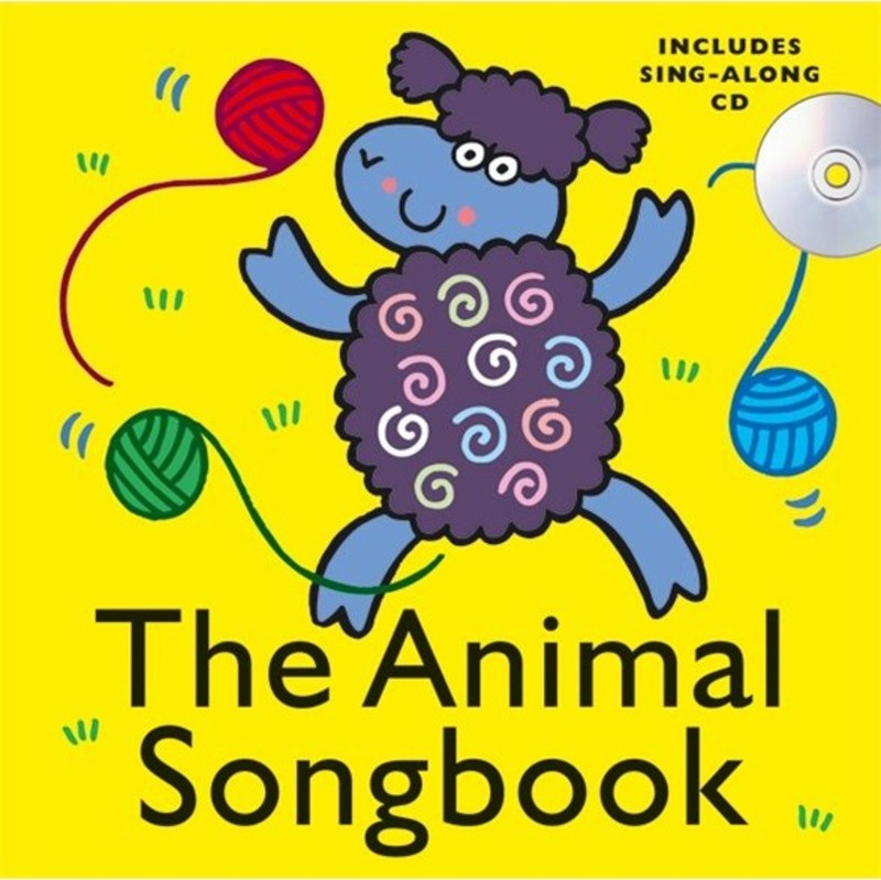 ANIMAL SONGBOOK VCE SF HB BK/CD