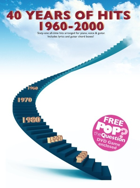 40 YEARS OF HITS 1960-2000 PVG