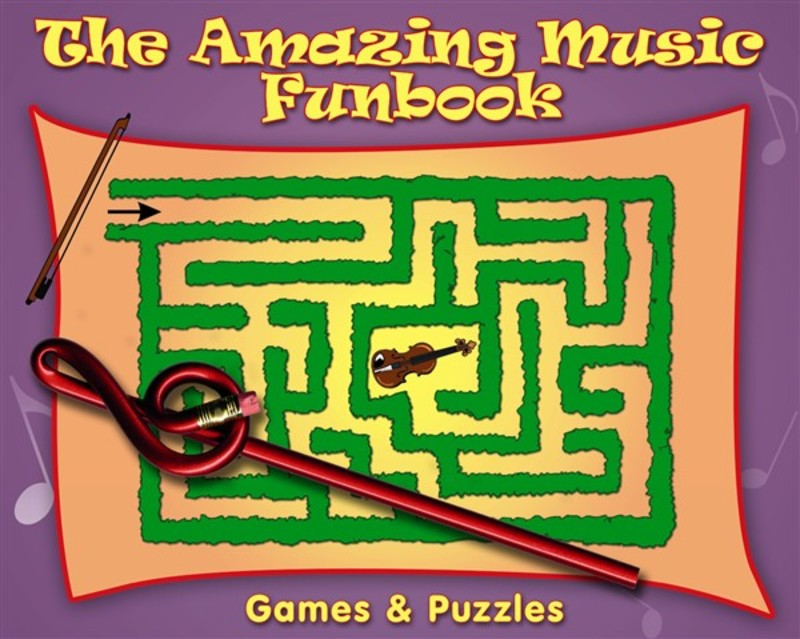 AMAZING MUSIC FUNBOOK