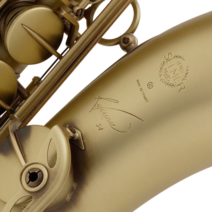Selmer Paris Alto Saxophone Reference 54 (Vintage Finish)
