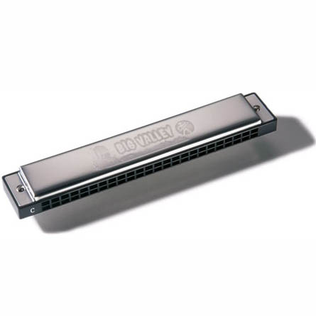 Hohner Big Valley Tremelo Harmonica