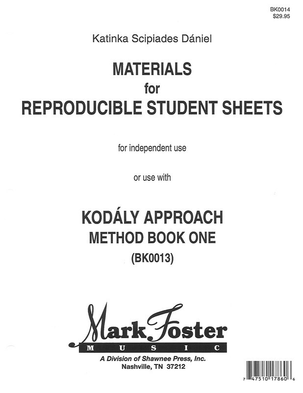 KODALY APPROACH I TRANSPARENCIES