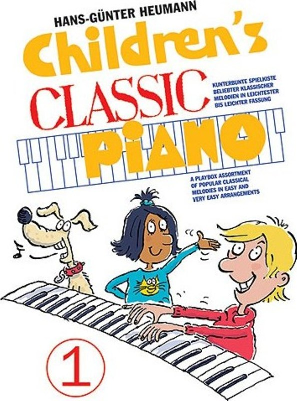 CHILDREN'S CLASSIC PIANO BOOK 1