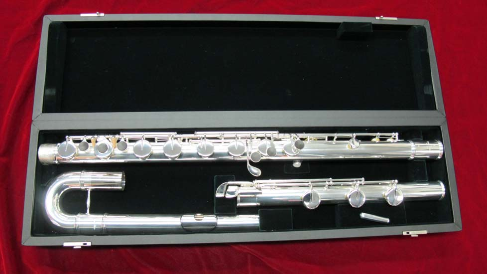 Pearl Bass Flute 305BE (B Foot Joint)