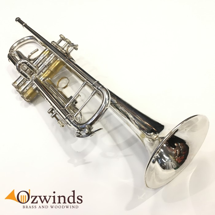 Bach 180S-37 Stradivarius Professional Bb Trumpet #123979 (UNDER OFFER)